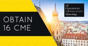 Earn European CME while attending ESG 2019